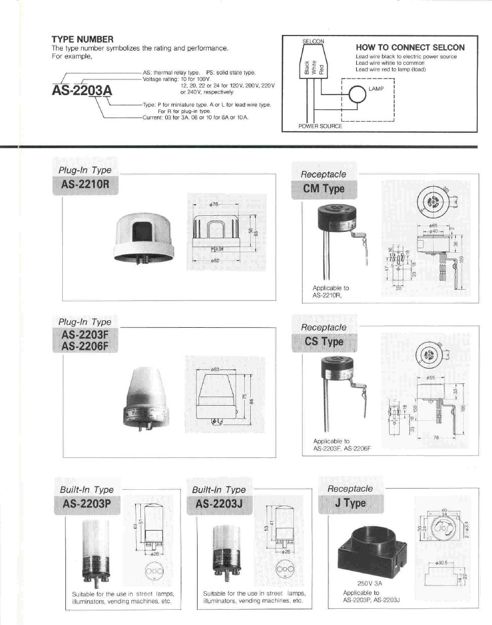 Selcon Photocell Wiring Diagram 31 Images Lighting Light Sensor Switch Selcon1 Photo Control At